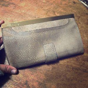 Hobo International Wallet Snake Skin